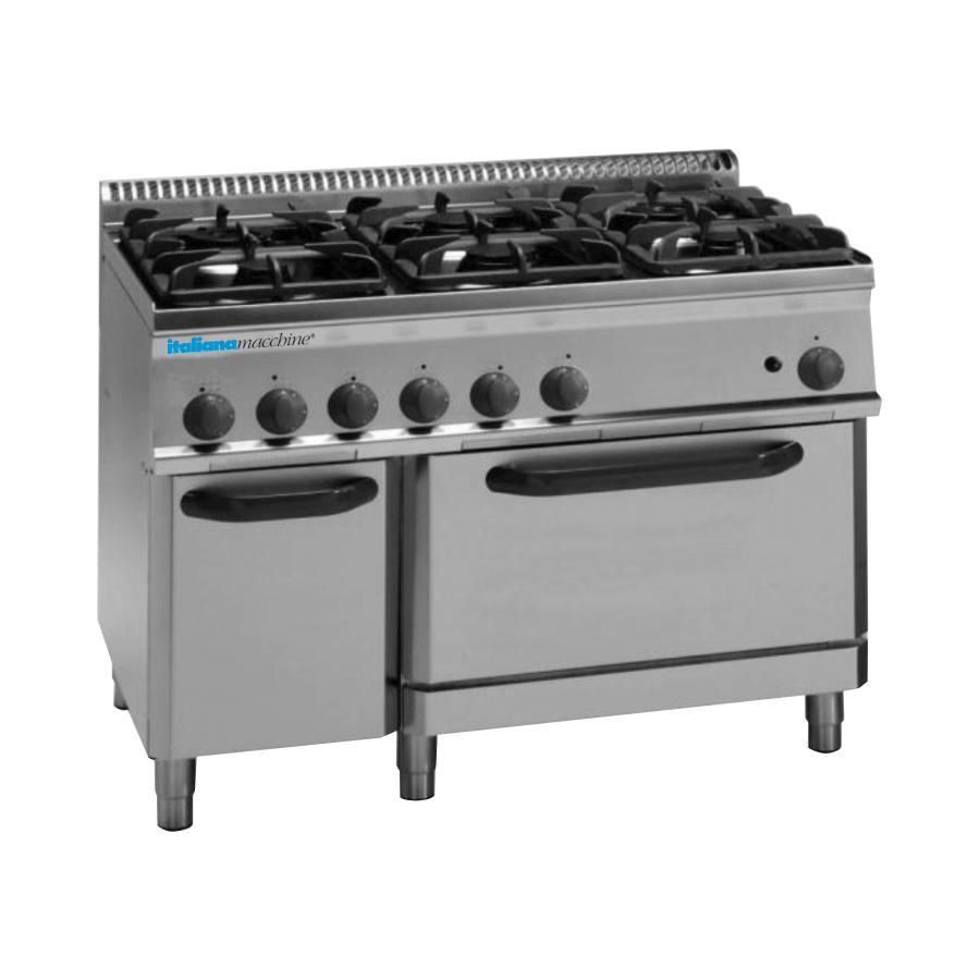 Cucina friggitrice cuocipasta piano cottura fry top - Top piano cucina ...
