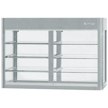 Self service 3 vetrina refrigerata a tre piani anche for Piani a pianta aperta